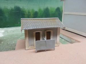 Toilettes gare de Villeneuve